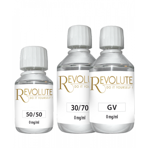 BASE DIY REVOLUTE 275ML (50/50)