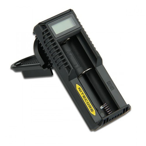 INTELLICHARGER UM10 LCD LI-ION NITECORE